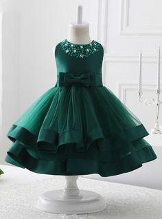 Sleeve Length(cm):Sleeveless Dresses Length:Floor-Length Decoration:Bow,Sequined Silhouette:Ball Gown Neckline:O-Neck Fabric Type:Tulle Sleeve Style:Regular