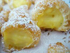 dessert italien cannoli - Recherche Google