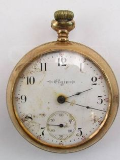 Dating elgin pocket watches
