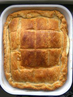 My Little Expat Kitchen in Greek: Η Τυρόπιτα