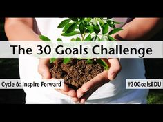 The 30 Goals Challenge for Teachers - Home