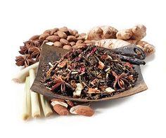 Teavana Skinny Chai Pu-Erh Black Tea