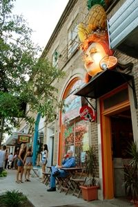 Houston, Texas -nightlife guide- Specifically The Last Concert Cafe.