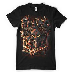 Bound Tee shirt design