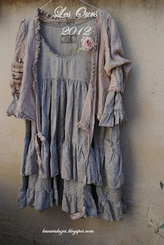 Shabby Chic Home Decor Boho Outfits, Pretty Outfits, Beautiful Outfits, Vintage Outfits, Trend Fashion, Boho Fashion, Shabby Chic Style, Boho Chic, Bohemian
