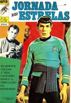 Jornada Nas Estrelas (Star Trek) comics, EBAL, Brazil 1970's. https://www.google.co.uk/search?q=Jornada+Nas+Estrelas+(Star+Trek)+comics,+EBAL,+Brazil+1970's&biw=1366&bih=622&source=lnms&tbm=isch&sa=X&ei=lTD0VNyCO5DOaNqigIAG&ved=0CAYQ_AUoAQ