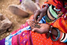 Raven + Lily: Fair Trade Maasai Jewelry