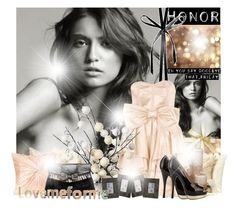 """honor... (for my dear Rosydy)"" by beautifulplace ❤ liked on Polyvore featuring ANNA, Nordstrom, Sretsis, Versus and Angel Jackson"