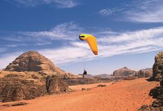 """Woooohooo!"" the intense feeling of infinite freedom as the desert sprawls beneath your feet"