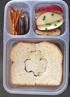 Cute for kid lunch box!