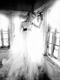 Amber Heard by Ellen von Unwerth #fashion