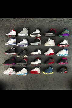 Kids with Swag  Baby Jordan Collection