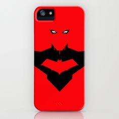 RED RED HOOD iPhone Case