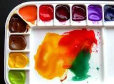 Brenda Swenson: How to Set-Up a Watercolor Palette