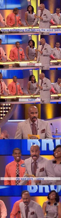 "19 Times ""Family Feud"" Contestants Spoke The Damn Truth"