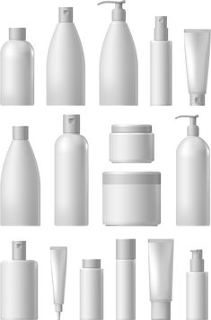 Cosmetic packaging vector material 01 in AI format. cosmetic,Packaging Vector Other and more resources at Skincare Packaging, Cosmetic Packaging, Beauty Packaging, Perfume Packaging, Pantene, Cosmetics News, Nintendo Console, Cosmetic Bottles, Cosmetic Design