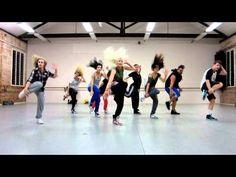 Jasmine Meakin Choreography!