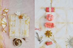 dietlind wolf: diy presents and its wrapping
