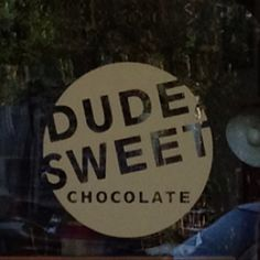 Best Chocolate in Dallas so they say!