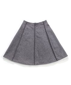 This Smoke Bristol Skirt - Girls is perfect! #zulilyfinds