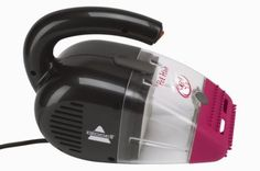 jvreview.net - Bissell Pet Hair Eraser Handheld Vacuum, Corded, 33A1