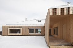 House Riihi in Finland by Office for Peripheral Architecture