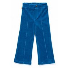 AlbaBabY slim pants Denete blauw