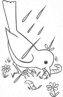 ausmalbilder vogelscheuche | malvorlagen frühling