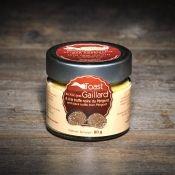 Le tartinable de foie gras aux truffes noires du Périgord est le dernier né de la gamme. L'association du foie gras et du diamant noir est exceptionnelle.