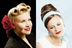 Bobby Pin Blog: Vintage Hairstyling: Retro Styles with Step-by-Step Techniques 2nd Edition