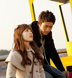 dream high...warning: the theme song will get stuck in your head and drive you crazy because you can't speak Korean kinda drama