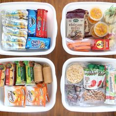 How to save money and keep kids happy on vacation: the number one tip for traveling with kids. This really works! snacks, the VERY BEST hack for traveling with kids Snacks Road Trip, Road Trip Packing, Road Trip Essentials, Snacks For Travel, Snacks For The Plane, Road Trip Meals, Snacks For School, Road Trip Tips, Healthy Travel Food