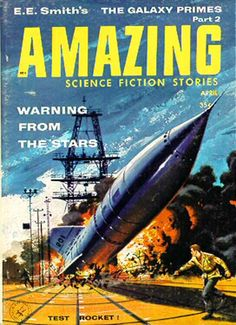 Adventures in Science Fiction Cover Art: Crashed Spaceships, Part II | Science Fiction and Other Suspect Ruminations