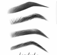 Make-Up Brows Eyeliner Eyemakeup Eyeshadows MakeupLooks Tweezing Eyebrows, Threading Eyebrows, Microblading Eyebrows, Face Threading, Eyebrows Sketch, How To Draw Eyebrows, Glitter Eyebrows, Glitter Eyeshadow, Permanent Eyebrows