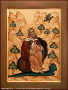Ilya The Prophet - icon