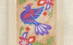 ArteMexicanaProdução  mexican art step by step http://www.blogpintura.com.br/pintura-em-tela/passo-a-passo-do-mes-arte-mexicana/