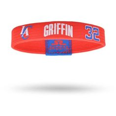 SkootZ Wristband, Clippers, Blake Griffin, Size: XS