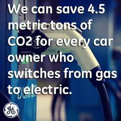 By 2015, Electric Vehicles will account for over half of all our fleet vehicles on the road.