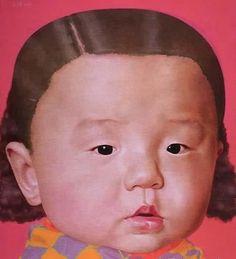 Yu Yung (or Yun) Chen (aka Yuchen; 余陈; b1963, Anshun, Guizhou Province, China)
