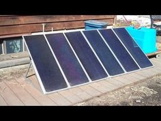 Look at this Solar Panels post we just added at http://greenenergy.solar-san-antonio.com/solar-energy/solar-panels/harbor-freight-solar-panel-kit-update/