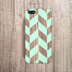 iPhone 5 Case Wood Print iPhone 4s Case Chevron by casesbycsera, $19.99 - just bought this lovely cover for my iphone 4 -wish will come true