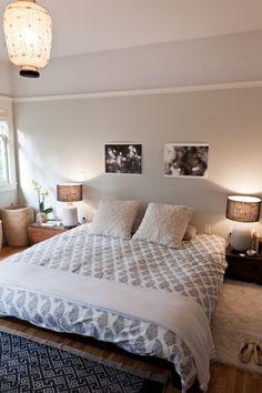 neutral Berkeley bedroom