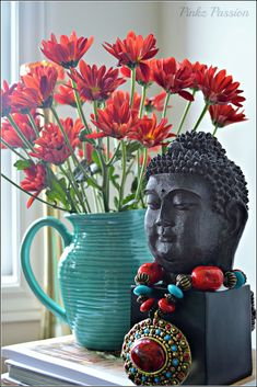 Buddha Décor, Buddha Vignettes, Global Décor, Indian home décor, Indian Inspired Decor #IndianHomeDecor
