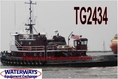3250 HP ABS oceangoing tug is available for sale. Additionally, this x x twin screw vessel is powered with CAT 3516 main engines. Engineering, Abs, Crunches, Abdominal Muscles, Technology, Killer Abs, Six Pack Abs