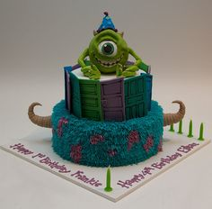 Monsters Inc. Mike Wazowski