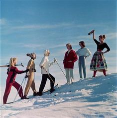 slim aarons ski - Google Search