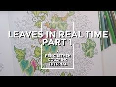 Today, I'm showing you how I tackle a page FULL OF LEAVES from Johanna Basford's Magical Jungle adult coloring book. Coloring Tips, Coloring For Kids, Colouring Pages, Adult Coloring Pages, Coloring Books, Pencil Shading, Color Pencil Art, Pencil Drawings, Magical Jungle Johanna Basford