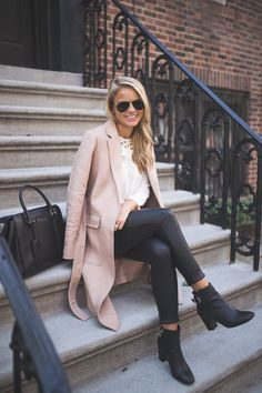 @Styled Snapshots makes us look lovely in head-to-toe Ann Taylor. Shop her look on our Ann Taylor x Street Style board.