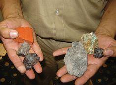 Extraccion de Minerales