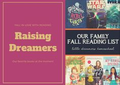 Our Family's Favorite Books this Fall.